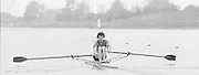 Nottingham. United Kingdom. <br /> FRA M1X, competing at<br /> Nottingham International Regatta, National Water Sport Centre, Holme Pierrepont. England<br /> <br /> 31.05.1986 to 01.06.1986<br /> <br /> [Mandatory Credit: Peter SPURRIER/Intersport images] 1986 Nottingham International Regatta, Nottingham. UK
