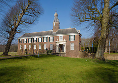 Landgoed en kasteel Marquette, Heemskerk, Noord Holland, Netherlands