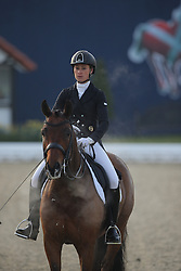 Blackert Laura, (GER), Rasputin W<br /> Intermediare II - Louisdor-Preis<br /> Horses & Dreams meets Denmark - Hagen 2016<br /> © Hippo Foto - Stefan Lafrentz