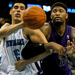 02-06-2012 Sacramento Kings at New Orleans Hornets