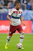 Fotball<br /> Tyskland<br /> 30.08.2014<br /> Foto: Witters/Digitalsport<br /> NORWAY ONLY<br /> <br /> Jerome Boateng (Bayern)<br /> <br /> Fussball Bundesliga, FC Schalke 04 - FC Bayern München 1:1