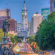 Philadelphia Downtown Urban