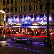 NLD/Amsterdam/20121127 - Restaurant Majestic Damrak Amsterdam
