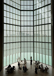 Museum of Islamic Art in Doha, Qatar, architect IM Pei
