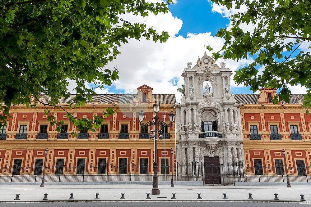 Palacio de San Telmo, Sevilla ©Country Sessions / PILAR REVILLA