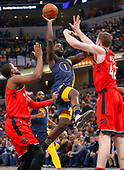 NBA Indiana Pacers vs Toronto Raptors - Indianapolis, In