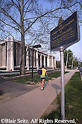 Library, Dickinson College, Carlisle, Cumberland Co., Pennsylvania