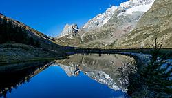 16-09-2017 FRA: BvdGF Tour du Mont Blanc day 7, Beaufort<br /> De laatste etappe waar we starten eindigen we ook weer na een prachtige route langs de Mt. Blanc