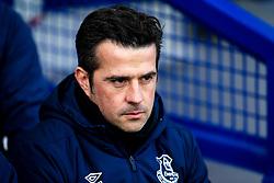 Everton manager Marco Silva - Mandatory by-line: Robbie Stephenson/JMP - 02/02/2019 - FOOTBALL - Goodison Park - Liverpool, England - Everton v Wolverhampton Wanderers - Premier League
