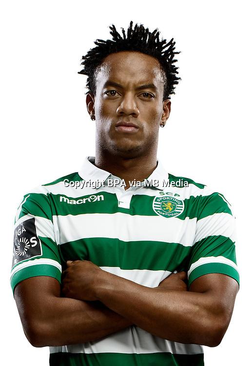 Portugal - Primera Liga NOS 2015-2016 /  <br /> ( Sporting Lisboa ) - <br /> Andre Martin Carrillo Diaz &quot; Andre Carrillo &quot;