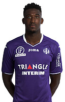 Yaya Sanogo during Photoshooting of Toulouse for new season 2017/2018 on September 29, 2017 in Bordeaux, France. <br /> Photo : TFC / Icon Sport