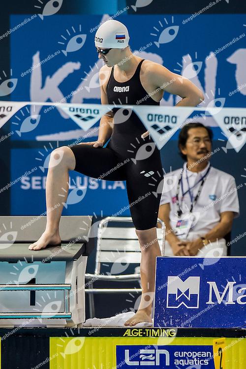 Victoria Malyutina Russia RUS<br /> 200 Medley Women Heat<br /> 32nd LEN European Championships <br /> Berlin, Germany 2014  Aug.13 th - Aug. 24 th<br /> Day08 - Aug. 20<br /> Photo A.Masini/Deepbluemedia/Inside