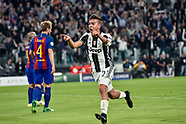 Juventus v Barcelona - UEFA Champions League