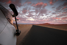 Namibia Travelling