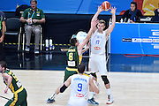 DESCRIZIONE : Lille Eurobasket 2015 Quarti di Finale Italia Lituania Italy Lithuania<br /> GIOCATORE : Nicol&ograve; Melli<br /> CATEGORIA : nazionale maschile senior A<br /> GARA : Lille Eurobasket 2015 Quarti di Finale Italia Lituania Italy Lithuania<br /> DATA : 16/09/2015<br /> AUTORE : Agenzia Ciamillo-Castoria