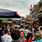 Xinda Port fish market, Tainan County, Taiwan