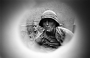 """""""The Insurgents"""" monument, Warsaw."""