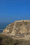 The remains of the old fort of Apolonia, Herzelia, Israel, Arsuf, Herzelia, Israel<br />