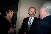 KATE FAHY; JONATHAN PRYCE, Almeida Theatre Gala, One Mayfair, 13a North Audley Street London 23 February 2012.