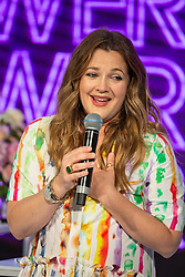 AU_1548250 - Sydney, AUSTRALIA  -   An Emotional Drew Barrymore meets Fans at Shopping Mall to celebrate the Australian launch of her cruelty-free cosmetics line.<br />