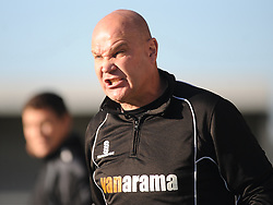 Richard Hill ,amager Eastleigh, Barnet v Eastleigh, Vanarama Conference, Saturday 4th October 2014