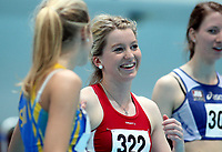 Friidrett , 31. januar 2009 , Ungdomsmesterskapet innendørs<br /> <br />  Mari Gilde Brubak vant 60 m J18-19