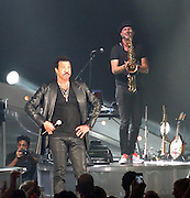 EXCLUSIVE: Lionel Richie 'All the hits all night long tour' at the Hollywood Bowl.<br />
