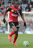 Giannelli IMBULA (Guingamp) - action