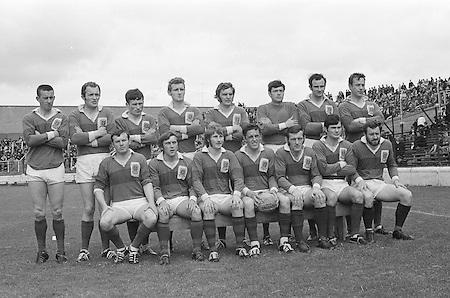 NFL Final - Kerry v Mayo.Mayo Team.20.06.1971  20th june 1971