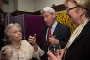 MARIGOLD JOHNSON; JEREMY PAXMAN; LOUISE GARCZEWSKA The Brown's Hotel Summer Party hosted by Sir Rocco Forte and Olga Polizzi, Brown's Hotel. Albermarle St. London. 14 May 2015