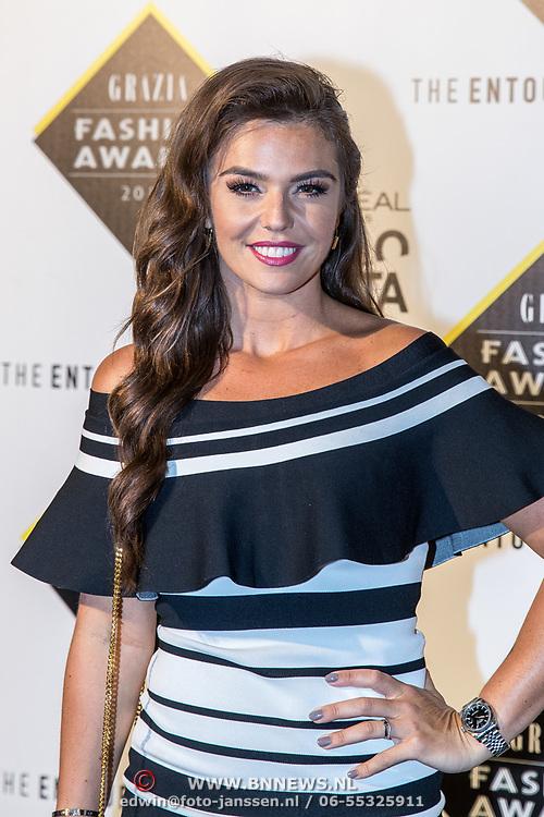 NLD/Amsterdam/20170829 - Grazia Fashion Awards 2017, Laura Ponticorvo