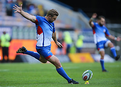 Jean-Luc du Plessis of the DHL Stormers warms up before the match during the Vodacom Super Rugby match between the DHL Stormers and the Emirates Lions at DHL Newlands in Cape Town, South Africa, Saturday May 26 2018. <br /> (Roger Sedres/ANA)