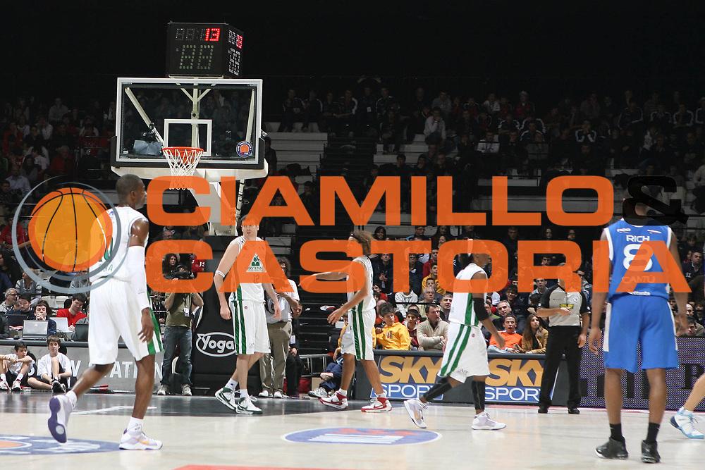 DESCRIZIONE : Bologna Final Eight 2009 Quarti di Finale Montepaschi Siena NGC Cantu<br /> GIOCATORE : Cronometro 13 centesimi Tabellone<br /> SQUADRA : Montepaschi Siena<br /> EVENTO : Tim Cup Basket Coppa Italia Final Eight 2009 <br /> GARA : Montepaschi Siena NGC Cantu<br /> DATA : 20/02/2009 <br /> CATEGORIA : curiosita<br /> SPORT : Pallacanestro <br /> AUTORE : Agenzia Ciamillo-Castoria/M.Marchi