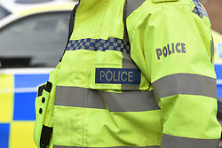 Embargoed to 0001 Thursday June 29 File photo dated 22/10/14 of a Police officer, as three quarters of young black, Asian and minority ethnic (BAME) people think they and their communities are targeted unfairly by police stop and search methods, a report has warned.