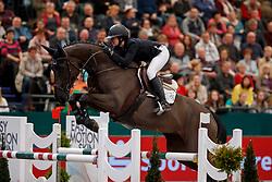 KESSLER Reed (USA), Tradition de la Roque<br /> Leipzig - Partner Pferd 2018<br /> Longines FEI World Cup Springen Qualifikation        <br /> © www.sportfotos-lafrentz.de/Stefan Lafrentz