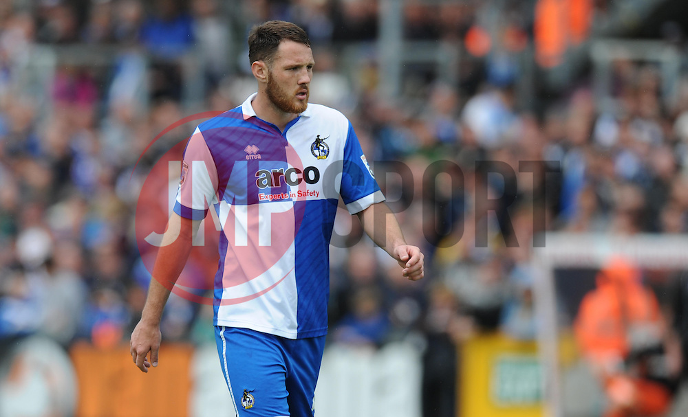 Bristol Rovers' Tom Parkes - Photo mandatory by-line: Alex James/JMP - Mobile: 07966 386802 - 03/05/2015 - SPORT - Football - Bristol - Memorial Stadium - Bristol Rovers v Forest Green Rovers - Vanarama Football Conference