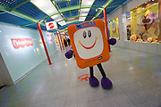 Spielwarenmesse Nürnberg (International Toy Fair Nuremberg) 2005. World's biggest toy fair..V.Smile