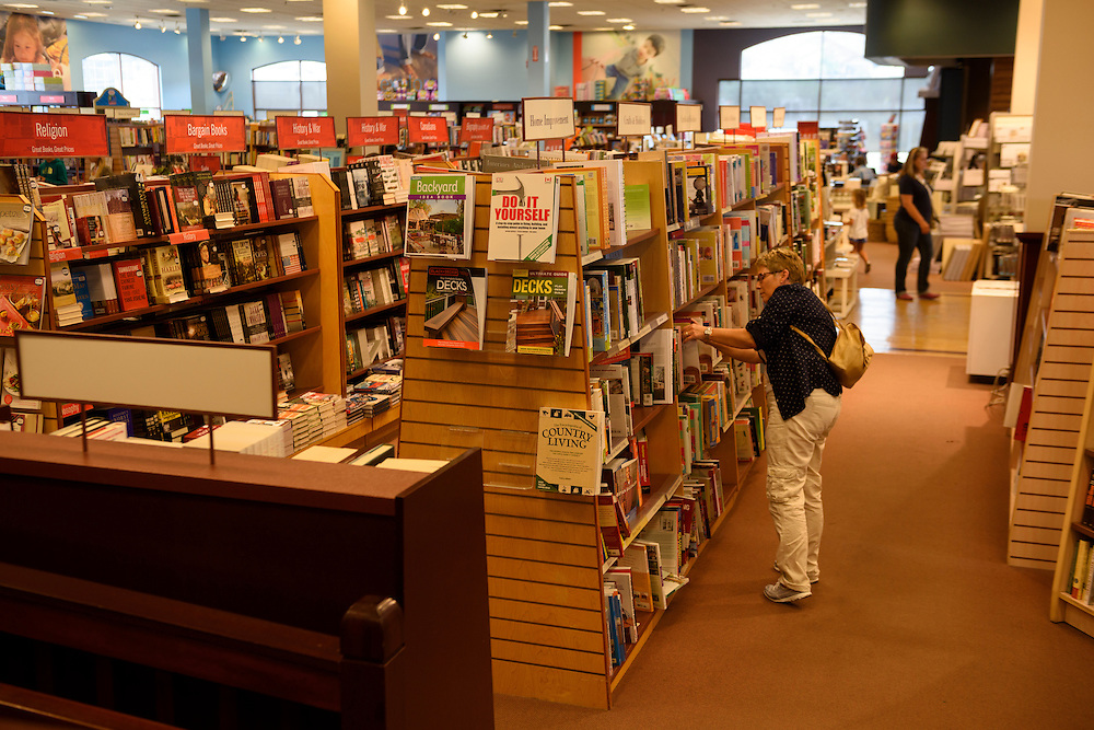 Canada, British Columbia,Kamloops, Chapters book store