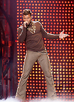 Ricky Martin at Madison Square Garden.