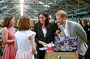 Meghan Markle & Prince Harry Visit DogPatch Labs
