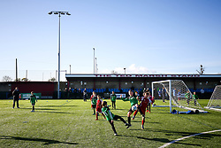 Bristol Rovers Community Trust school football tournament - Rogan/JMP - 08/11/2017 - FOOTBALL - GFA HQ - Bristol, England.