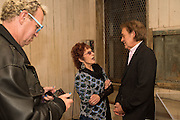 DONALD WOODMAN; JUDY CHICAGO; TOT TAYLOR, JUDY CHICAGO:  'Star Cunts & Other Attractions': Riflemaker 79, Beak St, LONDON. 14 SEPTEMBER 2015.