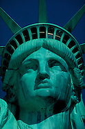 Statue of Liberty National Monument, New York City, New  York, New Jersey, Tight Face, New York City, New  York, New Jersey