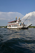 The Catawba Queen, a River Boat offers scenic cruises and caters special events on Lake Norman, in  Mooresville, North Carolina.
