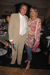 THEO & LOUISE FENNELL at the Royal Academy of Arts Summer Exhibition Party at the Royal Academy, Piccadilly, London on 6th June 2007.<br /><br />NON EXCLUSIVE - WORLD RIGHTS