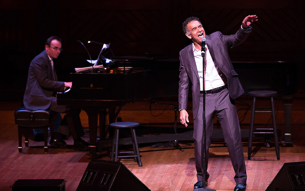 Brian Stokes Mitchell - Sanders Theatre, Cambridge