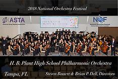 H.B. Plant High School Philharmonic Orchestra