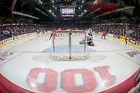 REGINA, SK - MAY 27: Wide angle view at Brandt Centre - Evraz Place on May 27, 2018 in Regina, Canada. (Photo by Marissa Baecker/Getty Images)