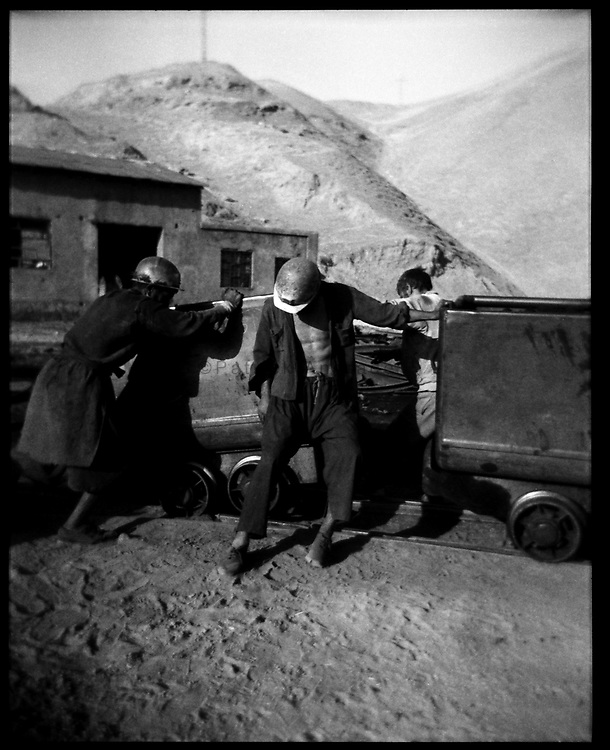 North of Kabul, just beyond the famed Salang pass in the Hindu Kush Mountains, are found a few blackened entrances to the largest coal mine in Afghanistan. 