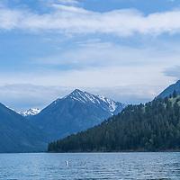 Wallowa Lake in Joseph, Oregon